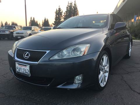 2006 Lexus IS 250 for sale at Golden State Auto Inc. in Rancho Cordova CA