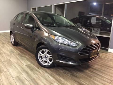 2017 Ford Fiesta SE for sale at Golden State Auto Inc. in Rancho Cordova CA