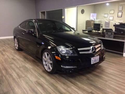 2012 Mercedes-Benz C-Class C 250 for sale at Golden State Auto Inc. in Rancho Cordova CA