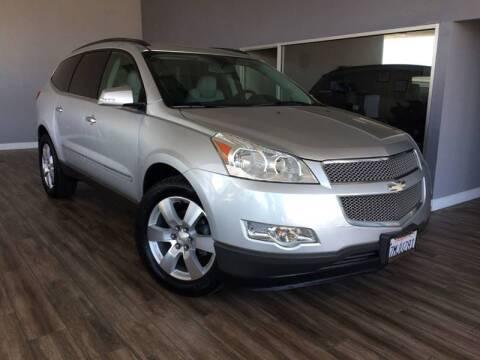 2012 Chevrolet Traverse LTZ for sale at Golden State Auto Inc. in Rancho Cordova CA