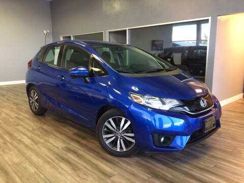 2017 Honda Fit EX for sale at Golden State Auto Inc. in Rancho Cordova CA