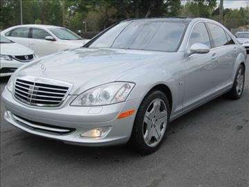 2007 Mercedes-Benz S-Class for sale in Fort Mill, SC