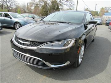 2015 Chrysler 200 for sale in Fort Mill, SC