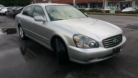 2003 Infiniti Q45 for sale in Kent, WA