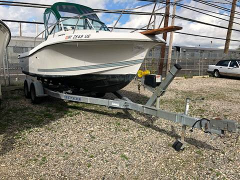 1988 Chris-Craft 21 ft cuddy center console for sale in West Islip, NY
