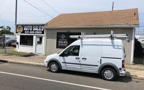 2011 Ford Transit Connect Electric for sale in West Islip, NY