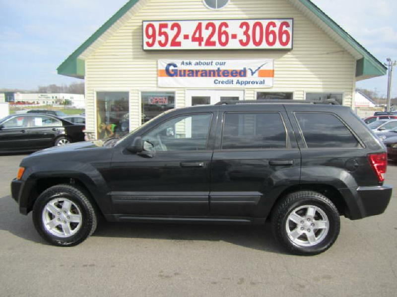 2005 Jeep Grand Cherokee for sale at Golden Eagle Motors in Shakopee MN