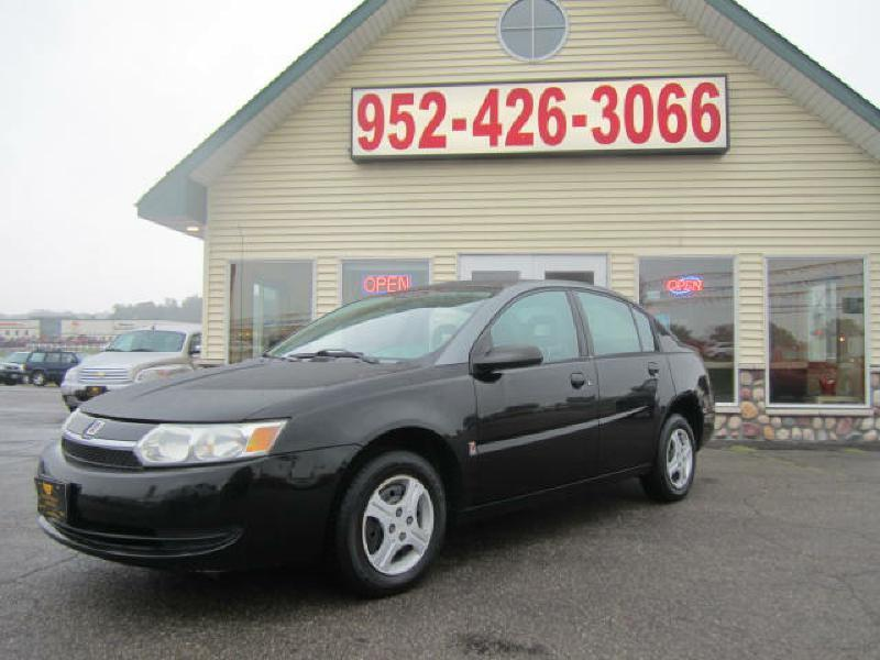 2003 Saturn Ion for sale at Golden Eagle Motors in Shakopee MN