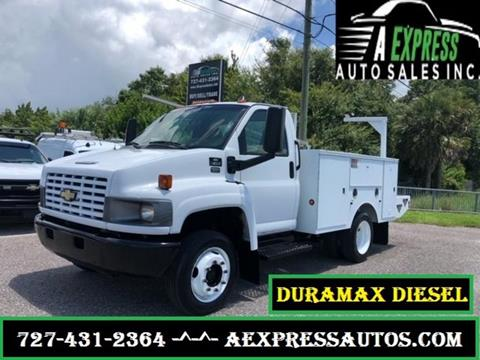 C4500 For Sale >> Chevrolet C4500 For Sale In Tarpon Springs Fl A Express Auto