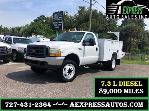 1999 Ford F-450 Super Duty for sale in Tarpon Springs, FL