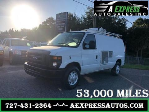 2008 Ford E-Series Cargo for sale in Tarpon Springs, FL