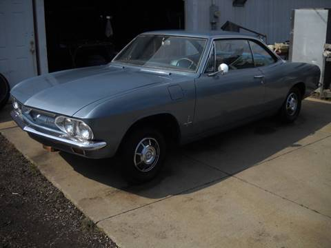 1967 Chevrolet Corvair for sale in Canton, OH