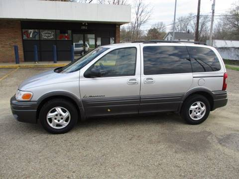 2003 Pontiac Montana for sale in Canton, OH