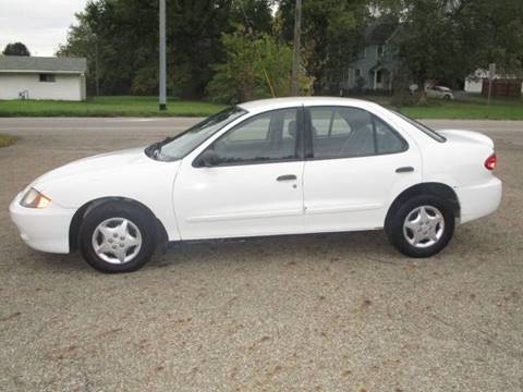2003 Chevrolet Cavalier for sale in Canton, OH