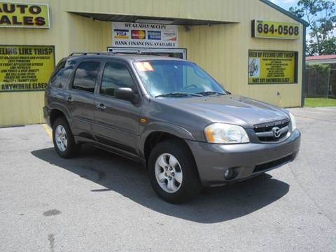 2004 Mazda Tribute for sale at Mr. G's Auto Sales in Shelbyville TN