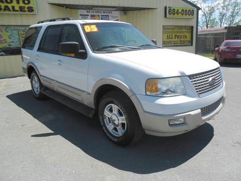 2005 Ford Expedition for sale at Mr. G's Auto Sales in Shelbyville TN