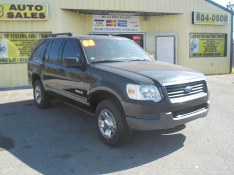 2006 Ford Explorer for sale at Mr. G's Auto Sales in Shelbyville TN