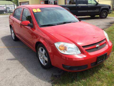 2006 Chevrolet Cobalt for sale at Mr. G's Auto Sales in Shelbyville TN