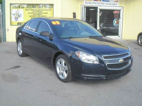 2009 Chevrolet Malibu for sale at Mr. G's Auto Sales in Shelbyville TN