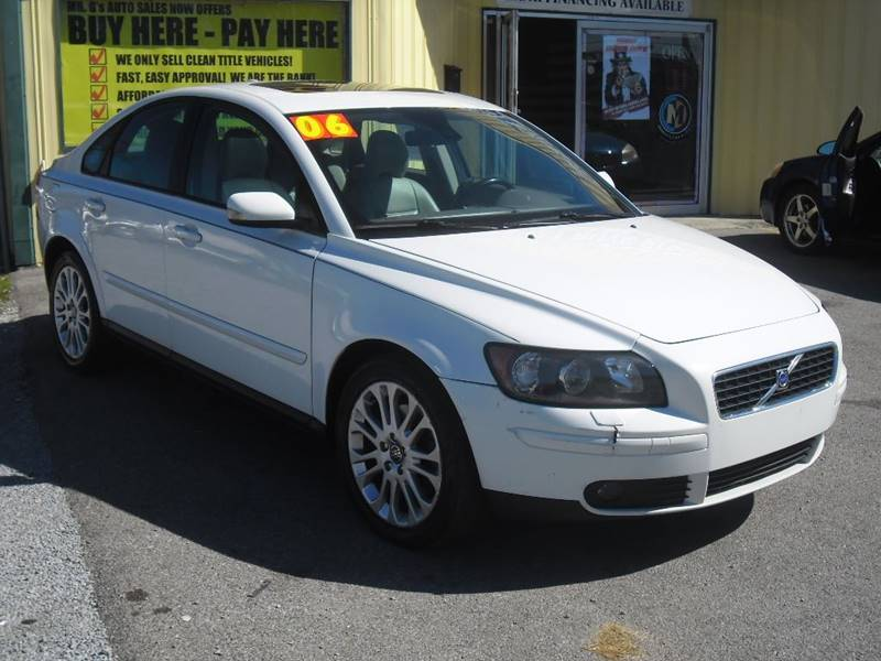 2006 Volvo S40 for sale at Mr. G's Auto Sales in Shelbyville TN