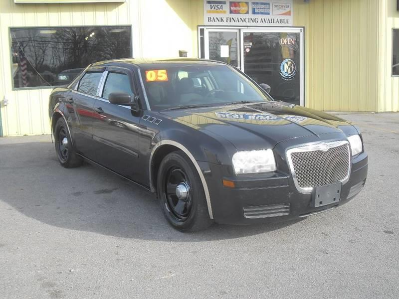 2005 Chrysler 300 for sale at Mr. G's Auto Sales in Shelbyville TN