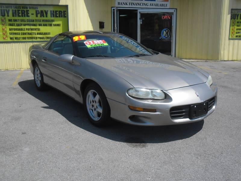 1999 chevrolet camaro 2dr hatchback in shelbyville tn mr g 39 s auto sales. Black Bedroom Furniture Sets. Home Design Ideas