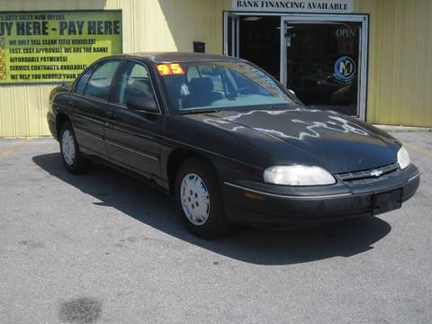 1995 Chevrolet Lumina for sale at Mr. G's Auto Sales in Shelbyville TN