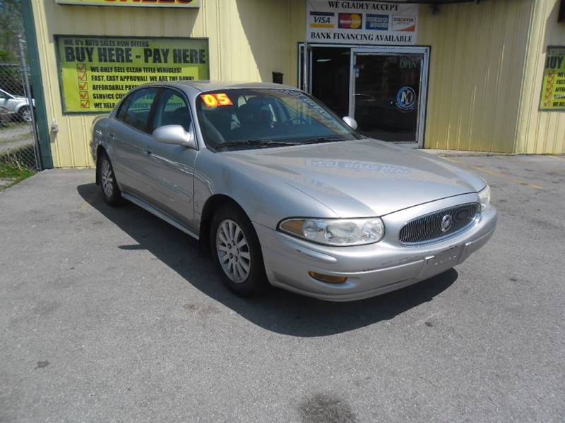 2005 Buick LeSabre for sale at Mr. G's Auto Sales in Shelbyville TN
