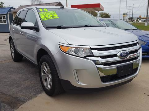 2014 Ford Edge for sale in Osage Beach, MO