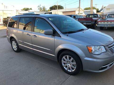2016 Chrysler Town and Country for sale in David City, NE