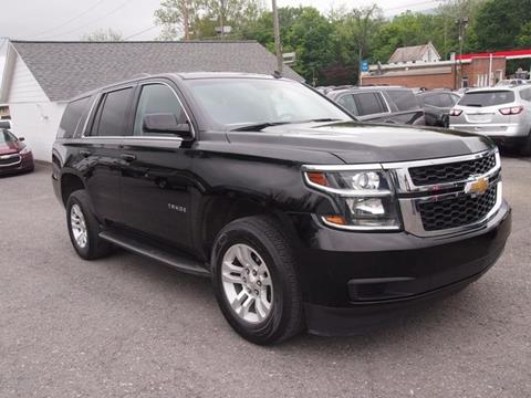 2015 Chevrolet Tahoe for sale in Thompsontown PA