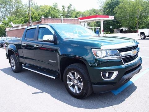 2015 Chevrolet Colorado for sale in Thompsontown, PA