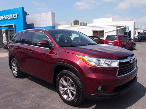 2014 Toyota Highlander for sale in Thompsontown, PA