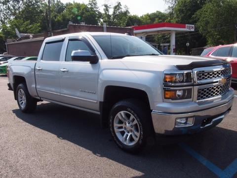 2015 Chevrolet Silverado 1500 for sale in Thompsontown PA