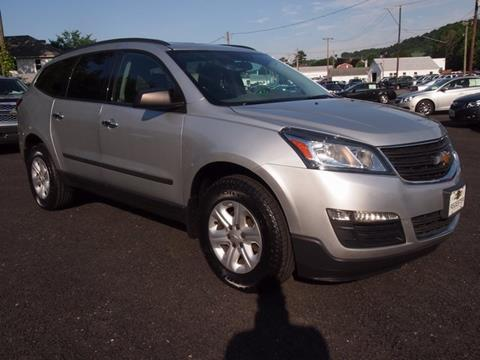 2014 Chevrolet Traverse for sale in Thompsontown PA
