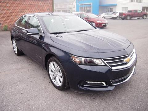 2018 Chevrolet Impala for sale in Thompsontown PA