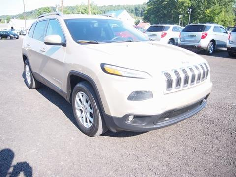 2014 Jeep Cherokee for sale in Thompsontown, PA