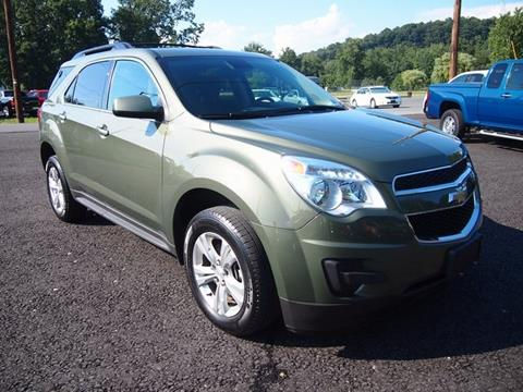 2015 Chevrolet Equinox for sale in Thompsontown PA