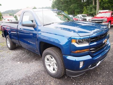 2018 Chevrolet Silverado 1500 for sale in Thompsontown, PA