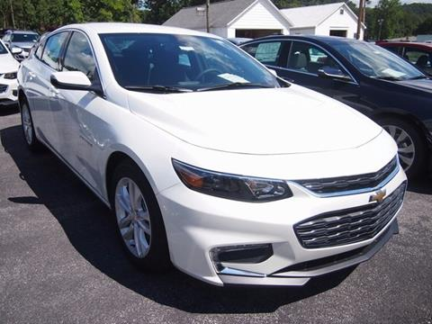 2017 Chevrolet Malibu for sale in Thompsontown PA