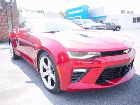 2018 Chevrolet Camaro for sale in Thompsontown, PA