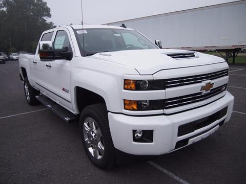 2018 Chevrolet Silverado 2500HD for sale in Thompsontown, PA