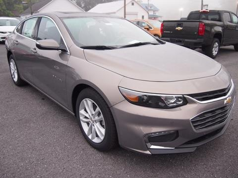 2018 Chevrolet Malibu for sale in Thompsontown, PA
