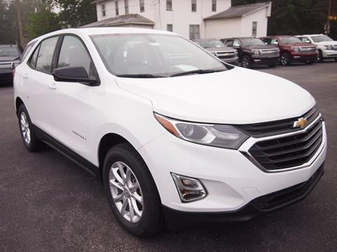 2018 Chevrolet Equinox for sale in Thompsontown PA