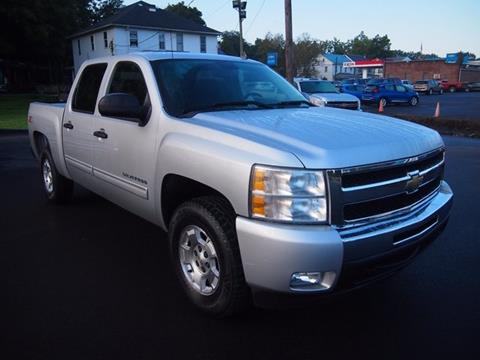 2011 Chevrolet Silverado 1500 for sale in Thompsontown, PA