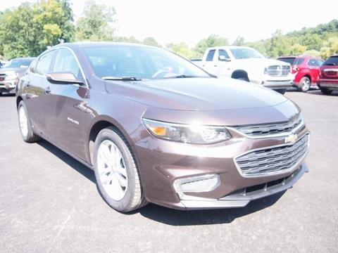 2016 Chevrolet Malibu for sale in Thompsontown PA