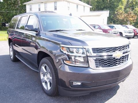 2017 Chevrolet Suburban for sale in Thompsontown, PA