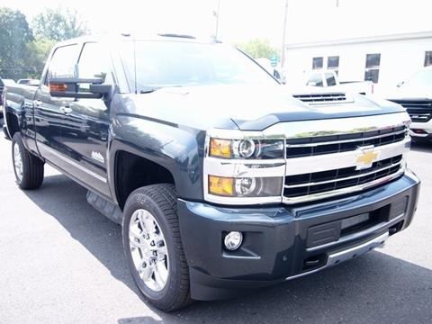 2018 Chevrolet Silverado 2500HD for sale in Thompsontown PA