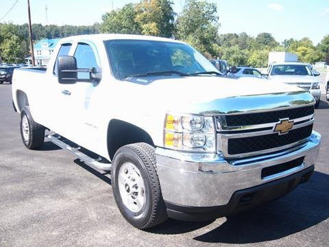 2013 Chevrolet Silverado 2500HD for sale in Thompsontown PA