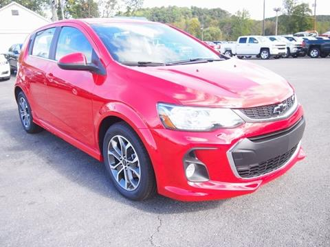 2018 Chevrolet Sonic for sale in Thompsontown PA